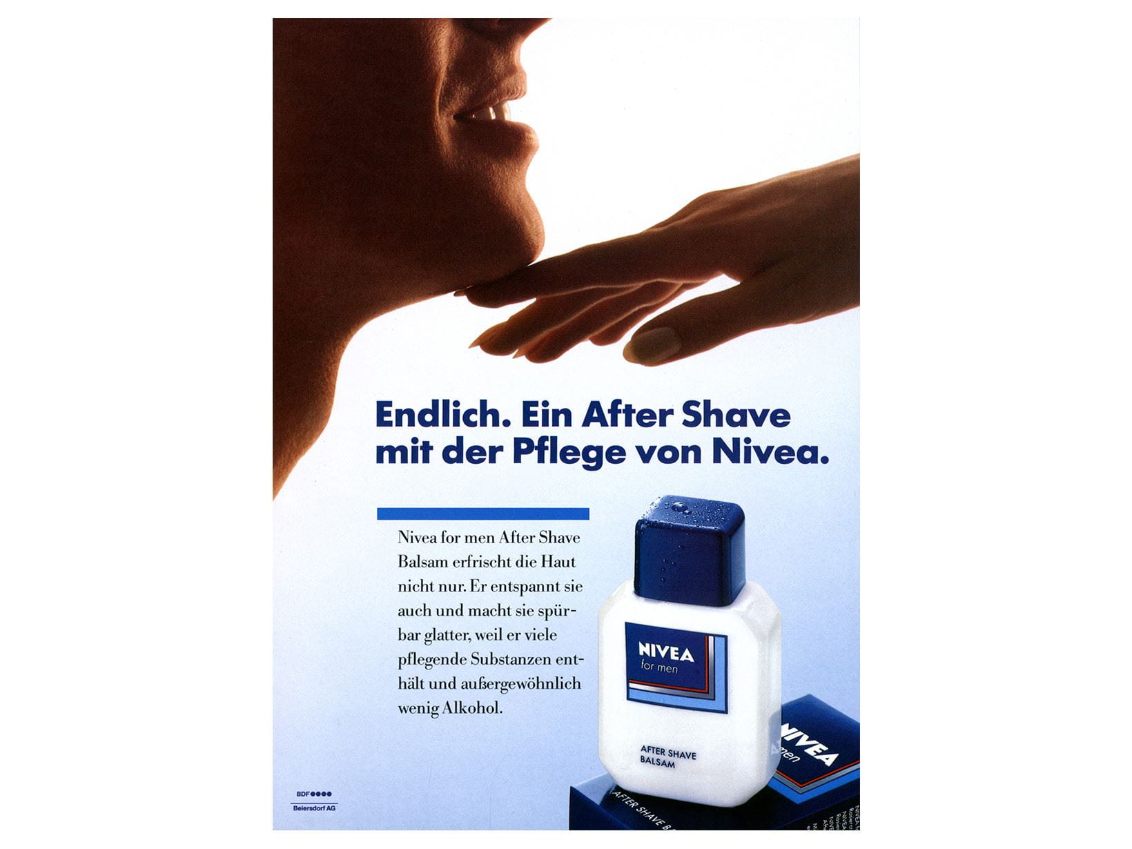 NIVEA for Men After Shave 1986